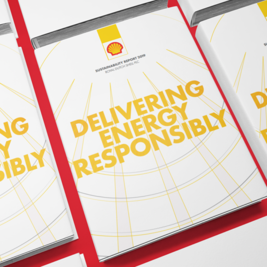 Shell Sustainability Website